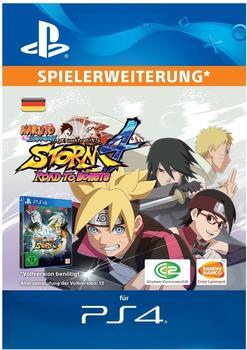 Naruto Shippuden: Ultimate Ninja Storm 4 - Road to Boruto DLC (Add-On) (PS4)