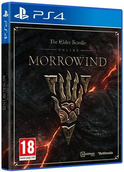 Bethesda The Elder Scrolls Online: Morrowind [AT-PEGI]