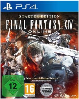 Final Fantasy XIV: Starter Edition (PS4)