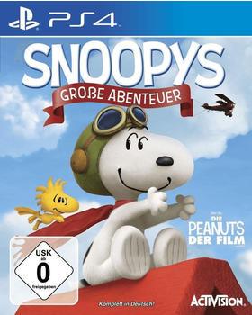 Snoopys große Abenteuer (PS4)