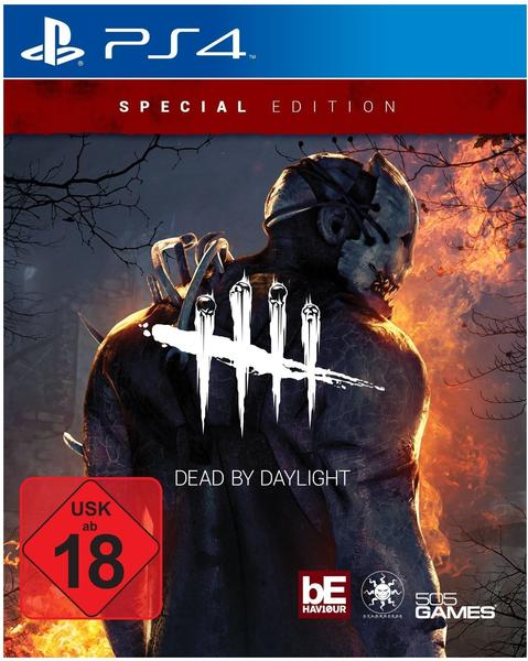 Dead By Daylight: Special Edition (PS4)