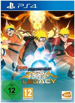 Naruto Shippuden: Ultimate Ninja Storm - Legacy (PS4)