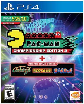 Bandai Namco Entertainment Pac-Man - Championship Edition 2 + Arcade Game Series (ESRB) (PS4)