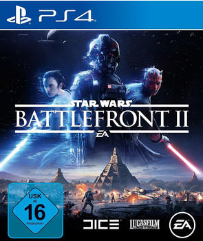 Electronic Arts Star Wars: Battlefront II (PS4)