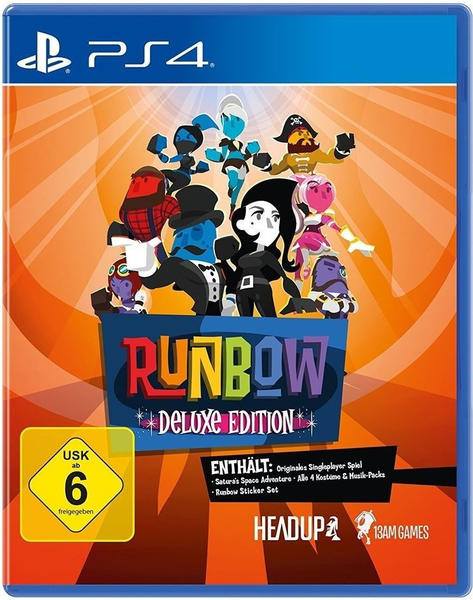 Runbow (PS4)