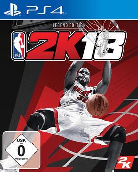 NBA 2K18: Legend Edition (PS4)