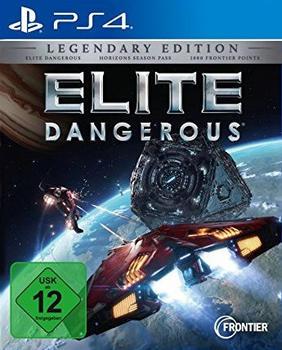 Elite Dangerous: Legendary Edition (PS4)