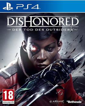 BETHESDA Dishonored: Der Tod des Outsiders (PEGI) (PS4)