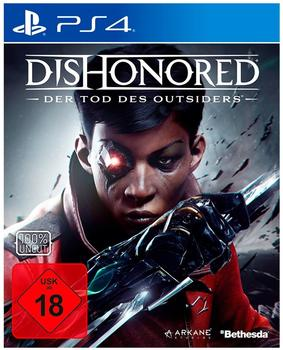 Dishonored: Der Tod des Outsiders (PS4)