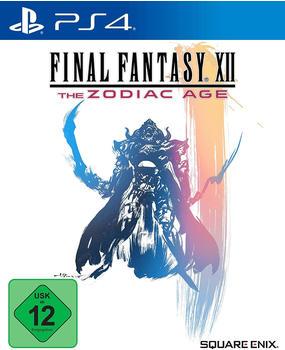 Square Enix Final Fantasy XII: The Zodiac Age (PEGI) (PS4)