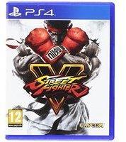Capcom Street Fighter V (PEGI) (PS4)