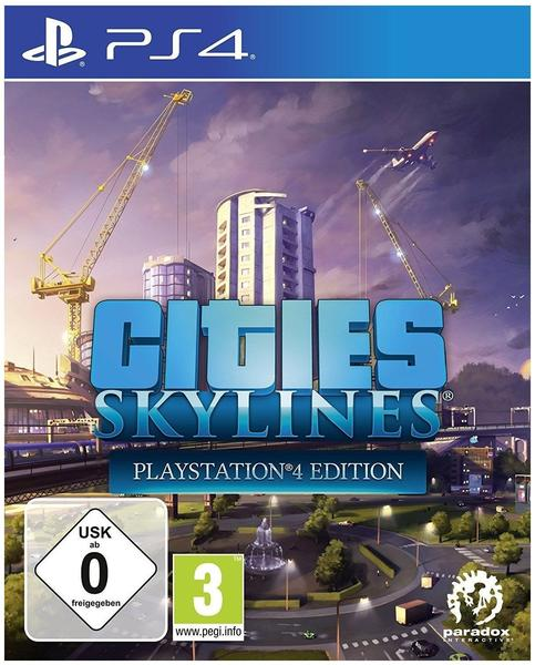 Cities: Skylines - PlayStation 4 Edition (PS4)