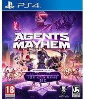 Deep Silver Agents of Mayhem - Day One Edition (PEGI) (PS4)