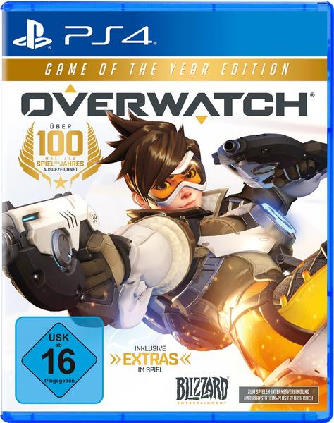 Overwatch: Game of the Year Edition (PS4)