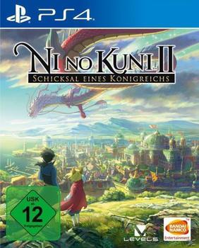 Bandai Namco Entertainment Ni No Kuni 2: Schicksal eines Königreichs (PS4)