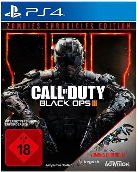 Call of Duty: Black Ops 3 - Zombies Chronicles Edition (PS4)