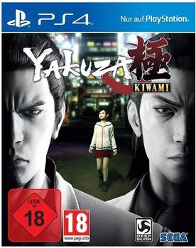 Yakuza: Kiwami (PS4)
