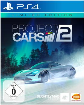 PlayStation 4 Project CARS 2 - Limited Edition (PS4)