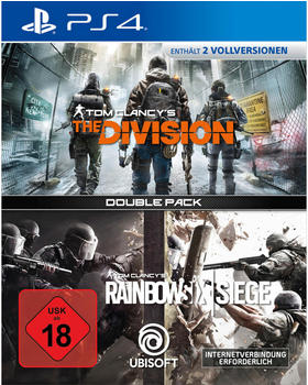 Tom Clancy's Rainbow Six: Siege + Tom Clancy's The Division (PS4)