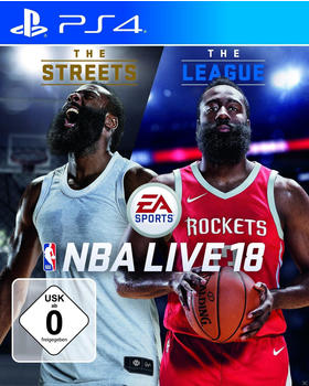 NBA Live 18: The One Edition (PS4)