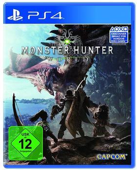 Capcom Monster Hunter: World (PS4)