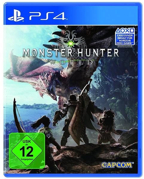 Capcom Monster Hunter: World (PS4)