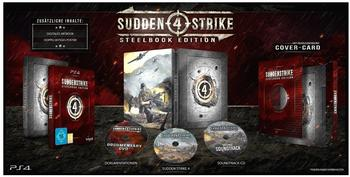 Sudden Strike 4: Steelbook Edition (PS4)