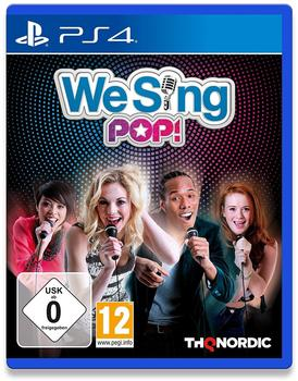 Flashpoint We Sing Pop (PS4)