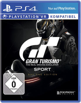 Gran Turismo: Sport - Day One Edition (PS4)