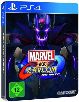 Marvel vs. Capcom: Infinite Deluxe Edition (PS4)