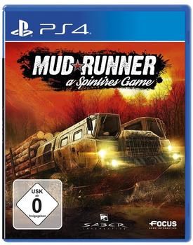 MudRunner: a Spintires Game (PS4)