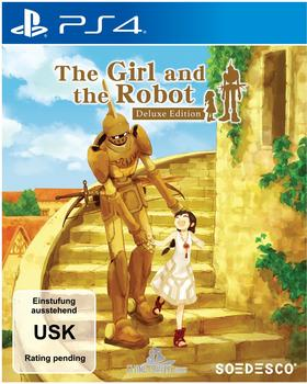 NBG The Girl and the Robot - Deluxe Edition (PS4)