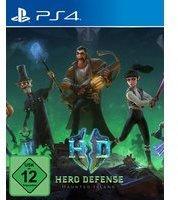 Hero Defense: Haunted Island (PS4)