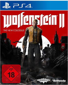 BETHESDA Wolfenstein II: The New Colossus (PEGI) (PS4)