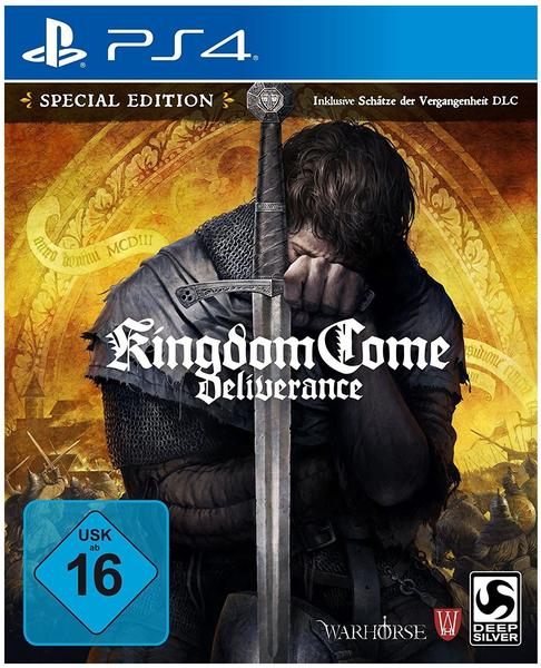 Kingdom Come: Deliverance - Special Edition (PS4)