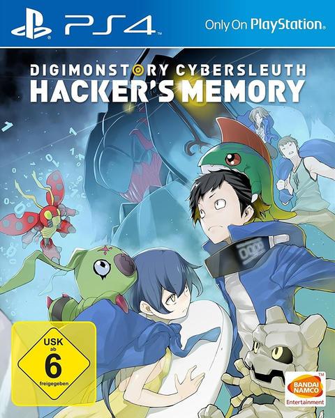 Digimon Story: Cybersleuth - Hacker's Memory (PS4)