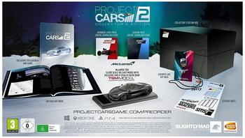Project CARS 2: Collector's Edition (PS4)