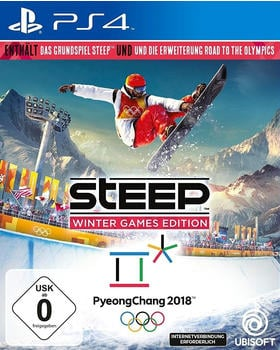 Steep: Winter Games Edition (PS4)