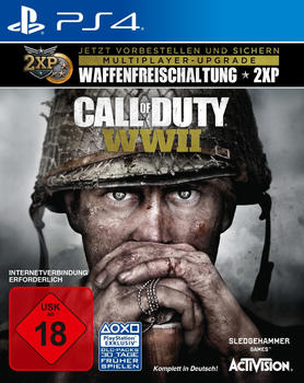 Activision Call of Duty: WWII (PEGI) (PS4)