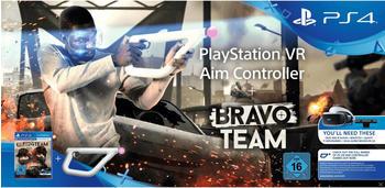 Bravo Team + PlayStation VR Aim Controller (PS4)