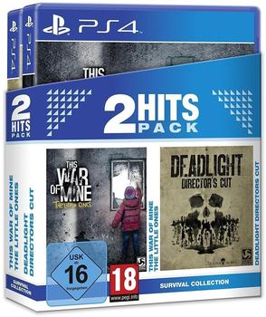 2 Hits Pack: This War of Mine: The Little Ones + Deadlight Director's Cut (PS4)