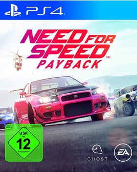 Electronic Arts Need for Speed: Payback (PEGI) (PS4)