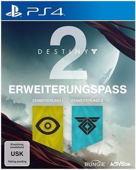 Destiny 2: Erweiterungspass (Add-On) (PS4)
