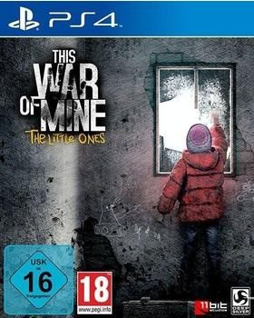 Deep Silver This War Of Mine: The Little Ones (PS4)