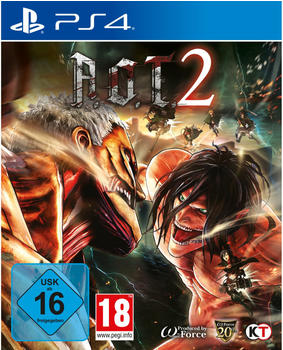 Koei Tecmo A.O.T. 2 (PEGI) (PS4)