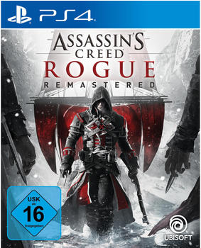 Assassin's Creed: Rogue - Remastered (PS4)