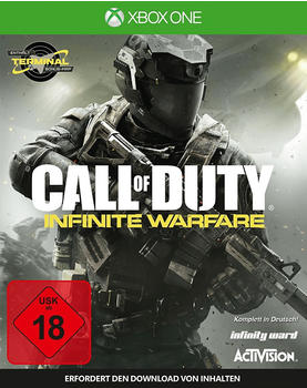 Activision Call of Duty: Infinite Warfare - Day One Edition (PS4)