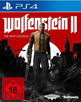BETHESDA Wolfenstein II: The New Colossus - Welcome to Amerika Edition (PS4)