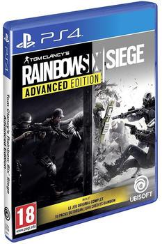 Tom Clancy's Rainbow Six: Siege - Advanced Edition (PS4)
