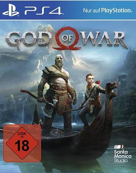 Sony God of War (PS4)